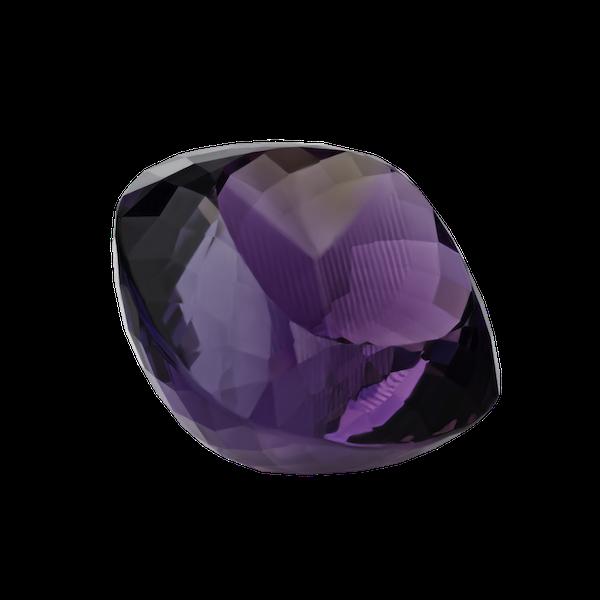 Fine amethyst gemstone - image 1