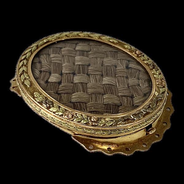 1780 Paris gold clasp - image 1