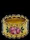 18K yellow gold Enamel Ring - image 1