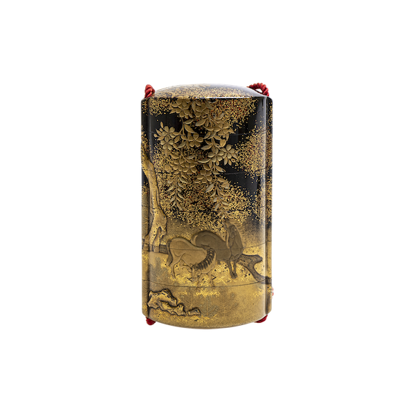 Japanese lacquer Inro - image 1