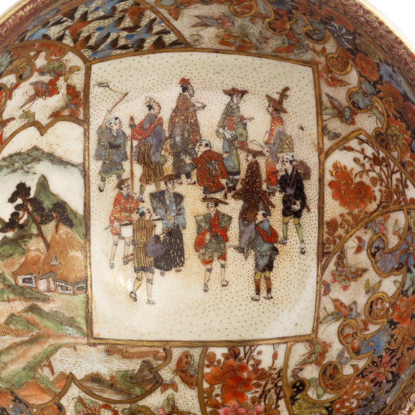 Satsuma bowl - image 1