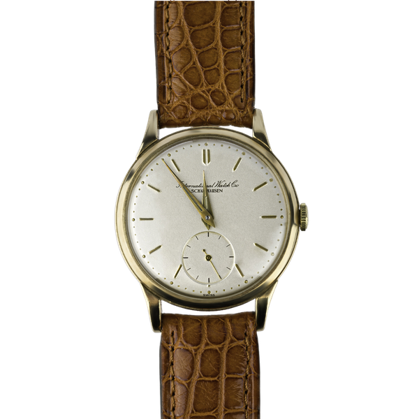 IWC 1957 watch - image 1