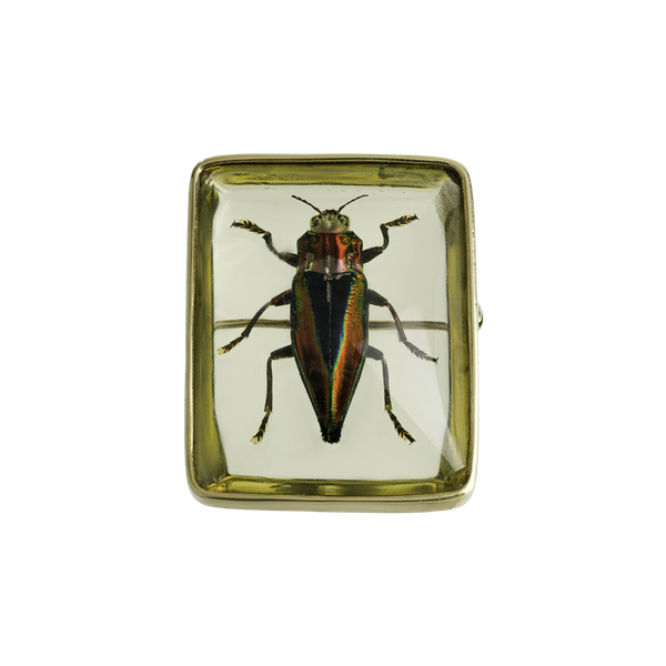 1960's Bug Brooch - image 1