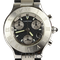 Cartier Must 21 Chronoscaph, Stainless Steel, Gents, 38mm - image 1