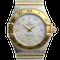 Omega Constellation Ladies MOP Diamond Dial Steel & Gold - image 1