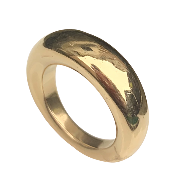 A Gold Jonc Anneau Ring by Chaumet - image 1