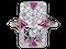 Edwardian Ruby and Diamond Openwork Panel Ring  DBGEMS - image 1