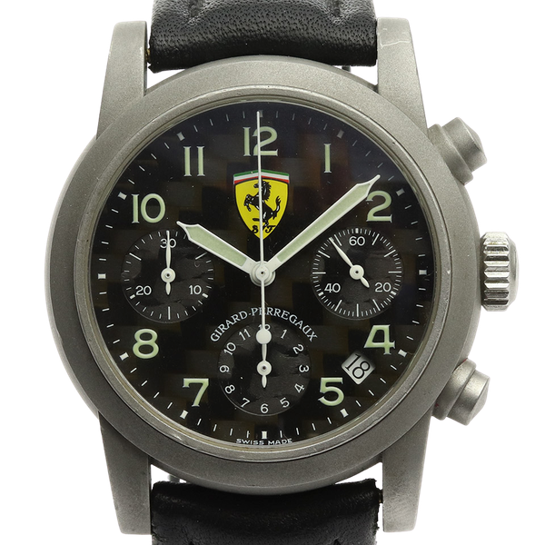 Girard Perregaux Ferrari 38mm Automatic Chronograph - image 1