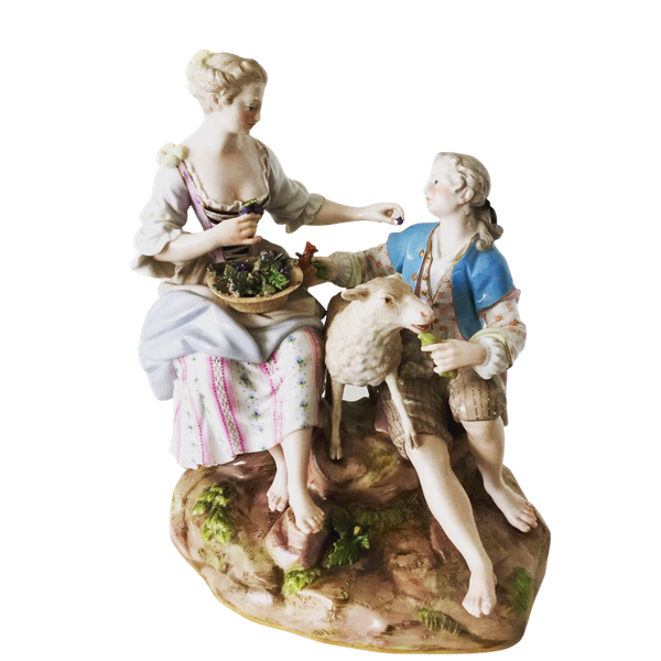 Meissen group - image 1
