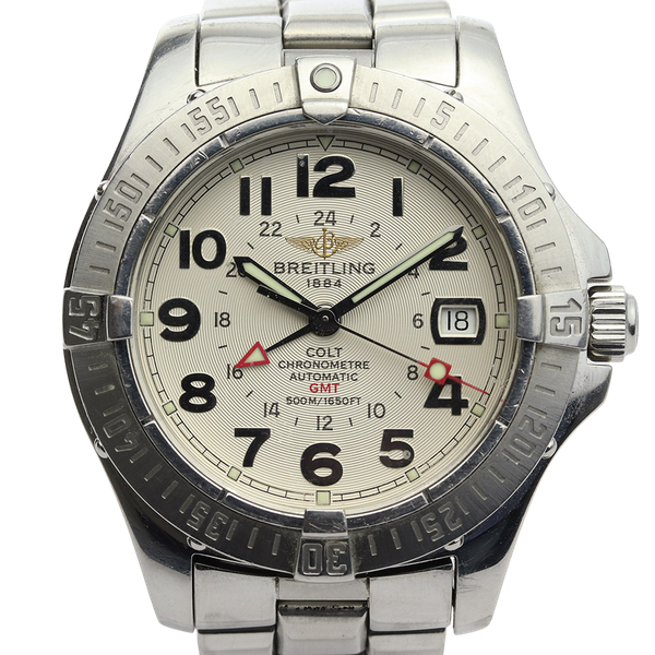 Breitling Colt GMT Men's Automatic With Papers - image 1