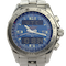 Breitling B1 A68362 Steel & Blue 44mm Mens Watch B-1 - image 1