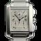 Cartier Tank Francaise, Chronograph, Chronoflex, Stainless Steel - image 1