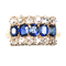 An antique Sapphire and Diamond Ring - image 2