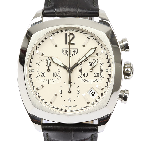 TAG Heuer Monza Re-Edition, Stainless Steel Automatic Chronograph - image 1