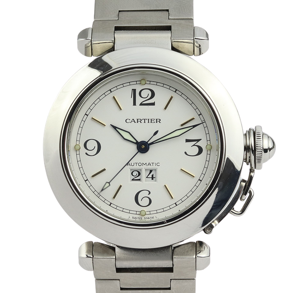 Cartier Pasha C Gents/ Unisex 35mm Automatic Stainless Steel - image 1
