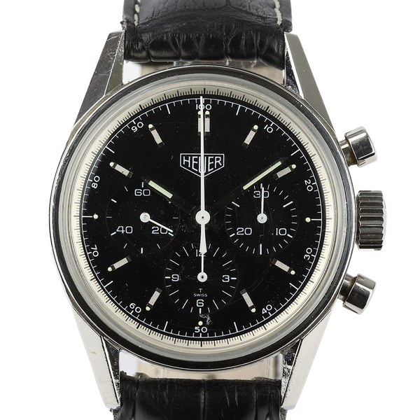 TAG Heuer Carrera Chronograph Classic Re-Edition - image 1