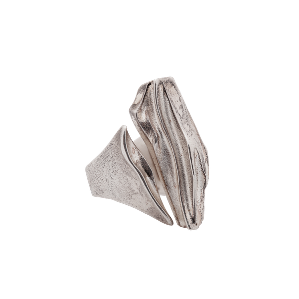 Lapponia silver ring - image 1