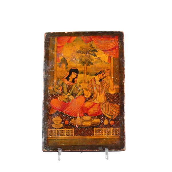 Persian mirror case - image 1