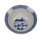 Chinese blue and white klapmutz bowl - image 1