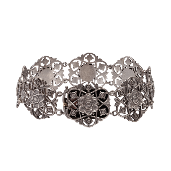 Silver Liberty boxed bracelet - image 1