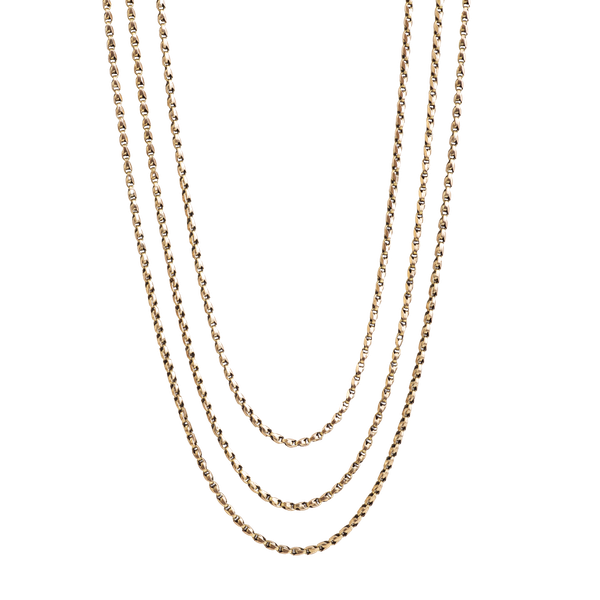 Gold Longuard chain at Spectrum Antiques - image 1