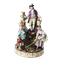 Large Meissen group - image 1