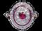 Edwardian ruby and diamond ring  DBGEMS - image 1