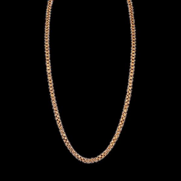 Georgian gold chain - image 1