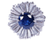 Sapphire and Diamond Ballerina Ring  DBGEMS - image 6