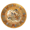 Japanese satsuma plate - image 1