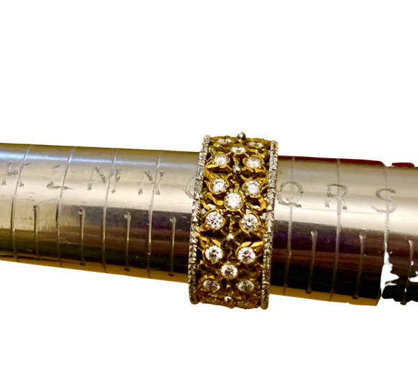 Buccellati band ring - image 1