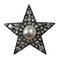 Diamond star pendant - image 1