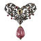 Seventeenth century dress ornament with rubies - image 1
