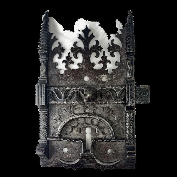 """""""Gothic"""" iron lock - image 1"""