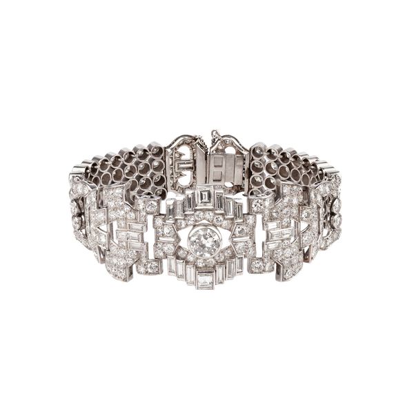 A Fine Dress Bracelet Offered by The Gilded Lily - image 1