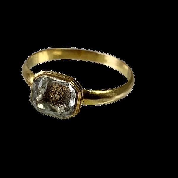 Memento mori ring - image 1