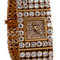 A de Laneau Diamond Set Bracelet Watch Offered by The Gilded Lily - image 1