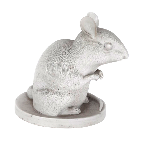 Japanese Hirado bisque rat - image 1