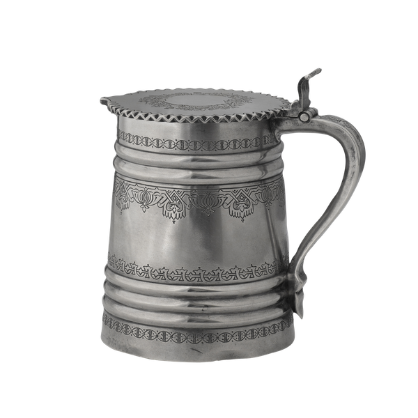 Russian Silver Tankard, Moscow 1895 - image 1