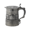 Russian Silver Tankard, Moscow 1880 - image 1