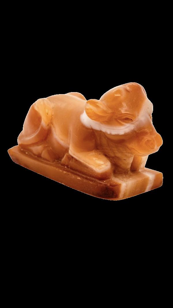 Egyptian Agate Animal - image 1