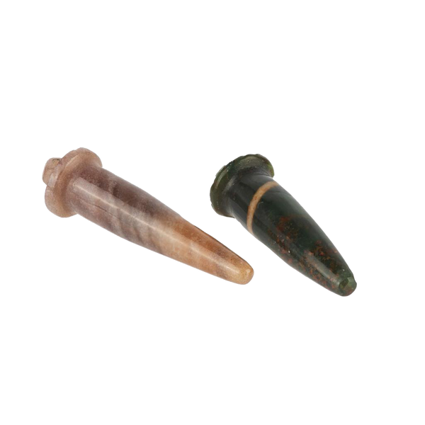 Two Egyptian Agate bids - image 1
