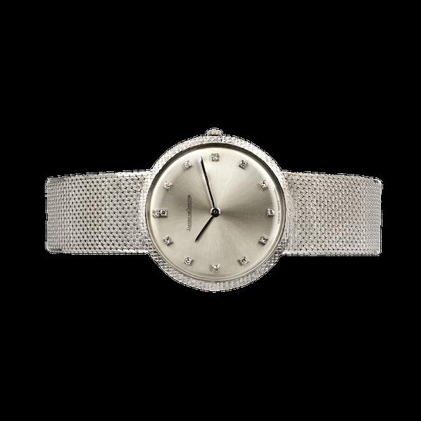Jaeger le Coultre Bracelet Wrist Watch - image 1