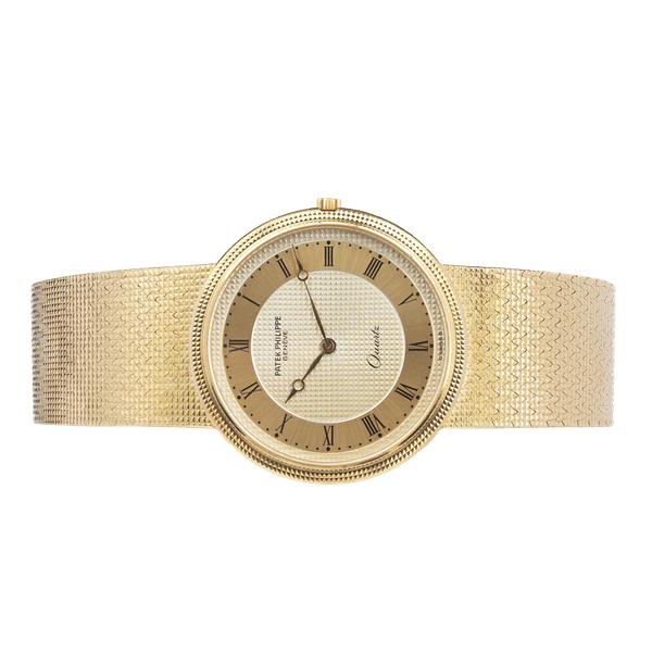 Patek Philippe Bracelet Wrist Watch - image 1