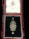 Victorian diamond pendant/broach - image 1
