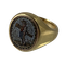 1800 micro mosaic ring - image 1