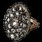 Eighteenth century diamond ring - image 1