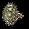 1800 chrysolite ring - image 1