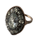Eighteenth century Portuguese ring - image 1