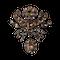 Eighteenth century topaz brooch/pendant - image 1